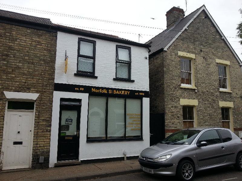 Adilia's Norfolk St Bakery