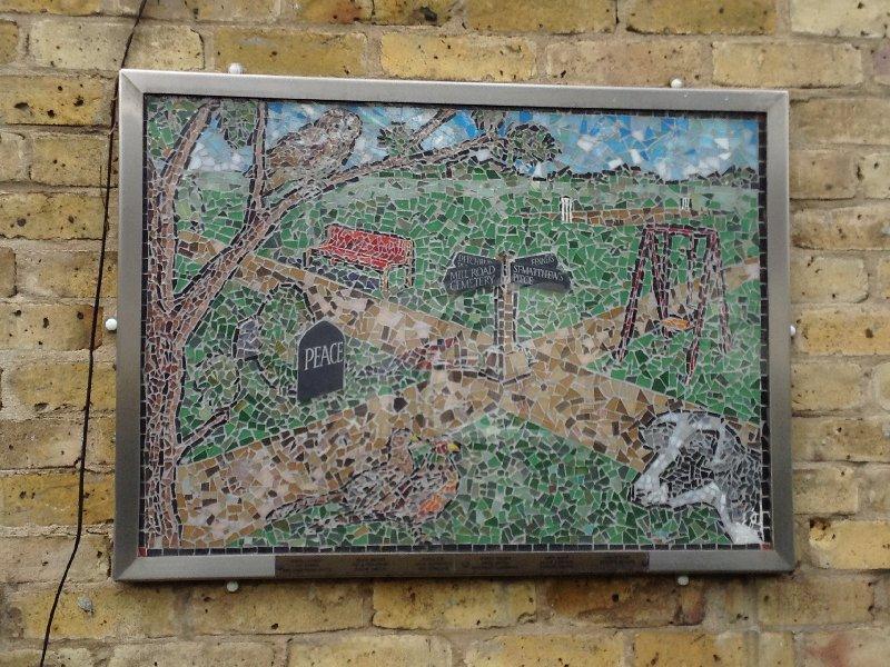 Millennium Mosaic 2 - Siana