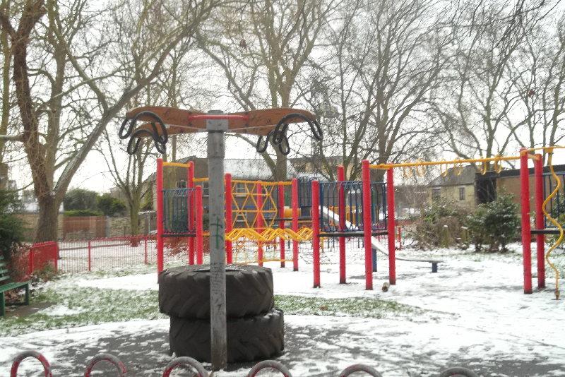 St Matthews Piece play park - Seb