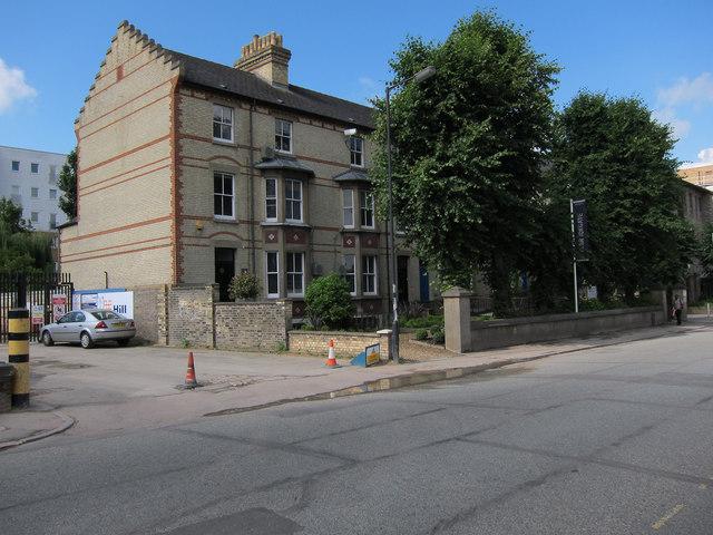 Wilton Terrace on Station Road, by Hugh Venables